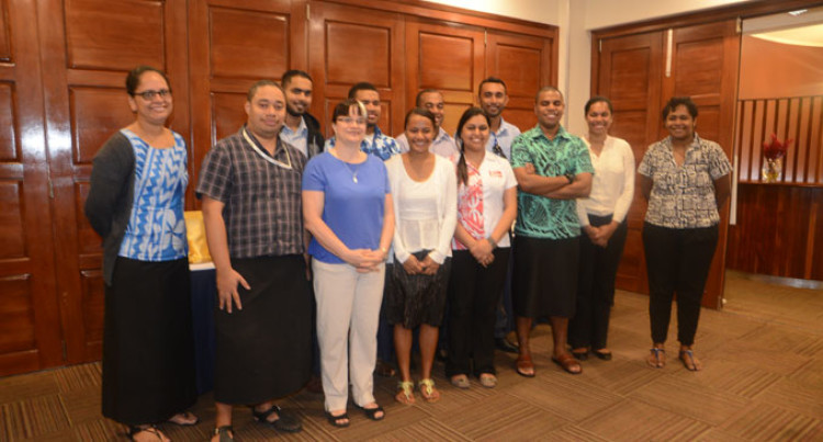 Garret To Inspire Fijian Business Journalists