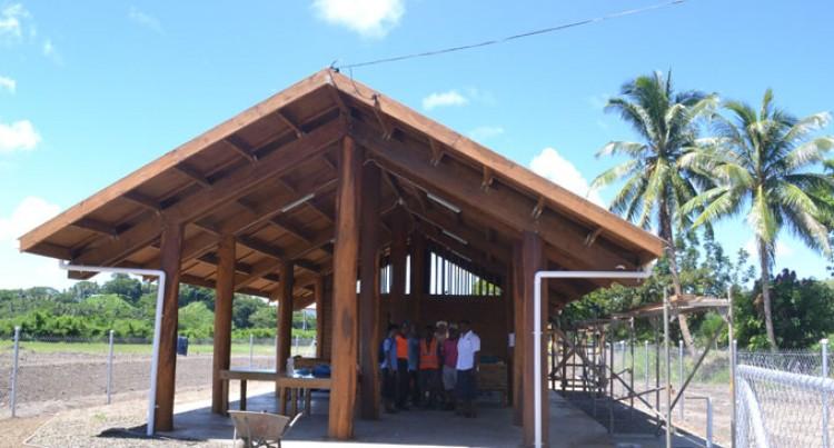 Savusavu Jetty Upgrade Soon