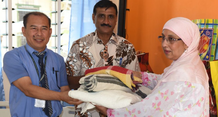 Fijian Returns To Help Our Seniors