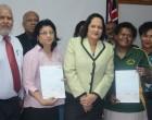 7 NGO's Receive Grants