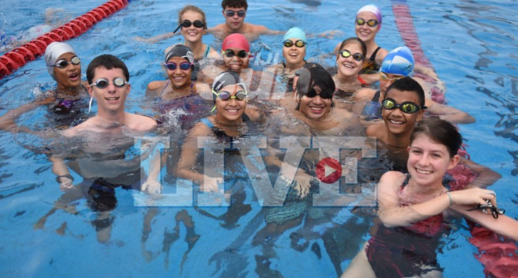 Fiji National Schools Swimming Championships 2015