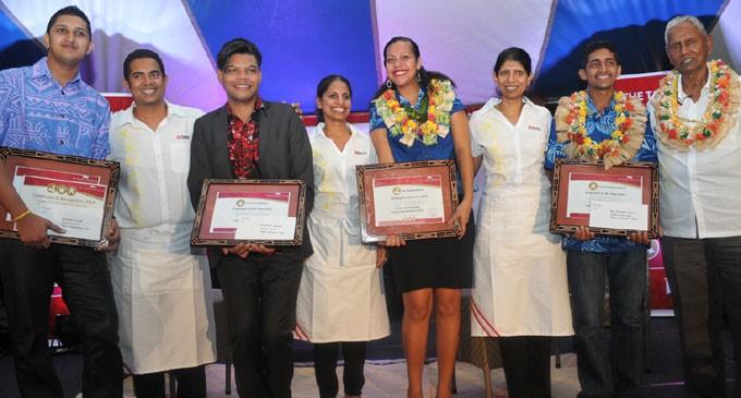 Tanoa Recognises Staff