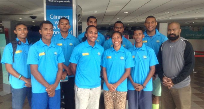 11 Athletes In Cairns