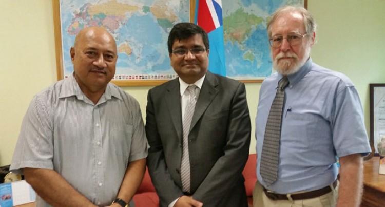 Global Green Institute Eyes Fiji
