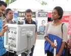 Students, Employers Turn Up For Fair