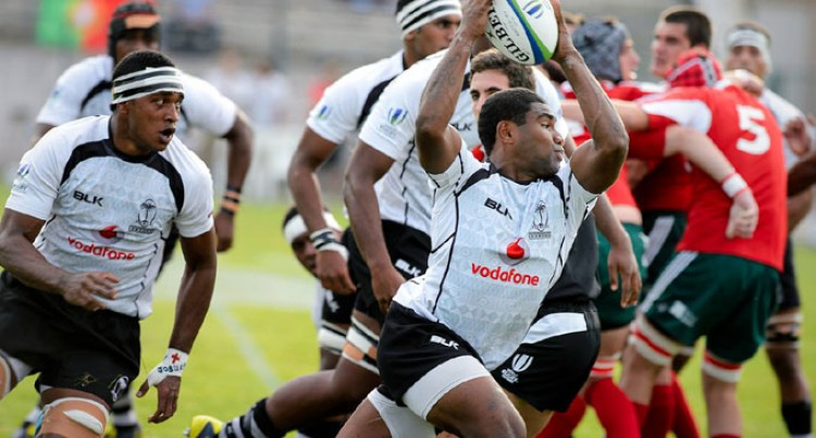 Winning Start In Lisbon For U20 Fijians
