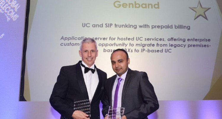 Another Global Award For Vodafone