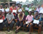 14 Youths Graduate At Naqere