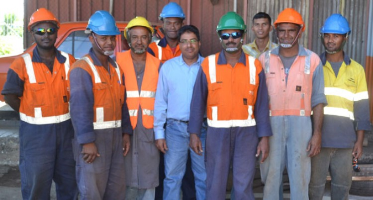 Zaid Engineering Awarded For Best OHS Compliance