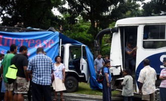 Drivers Questioned Over Suva Accident