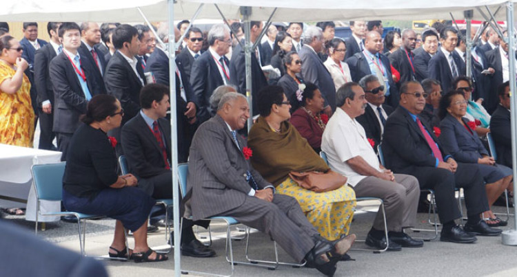 Leaders Mark 2011 Tsunami Deaths