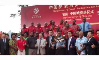 $500m Project Will Affirm Fijian-Sino Ties