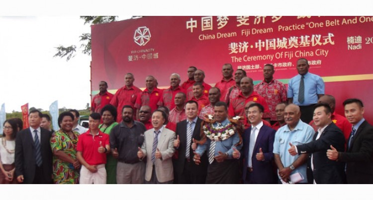 $500m Project Will Affirm Fijian-Sino Ties