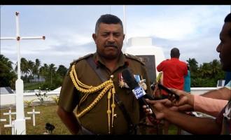 Commander Mosese Tikoitoga