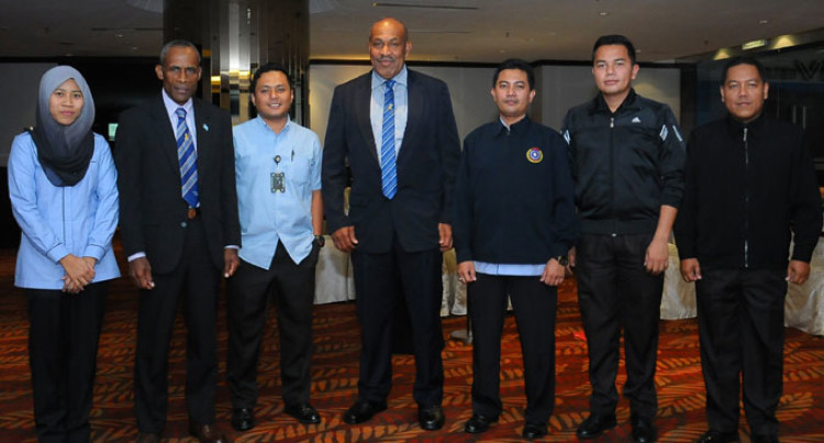 Corrections Bosses Back From Malaysia
