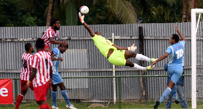 Double Strike Win For Labasa