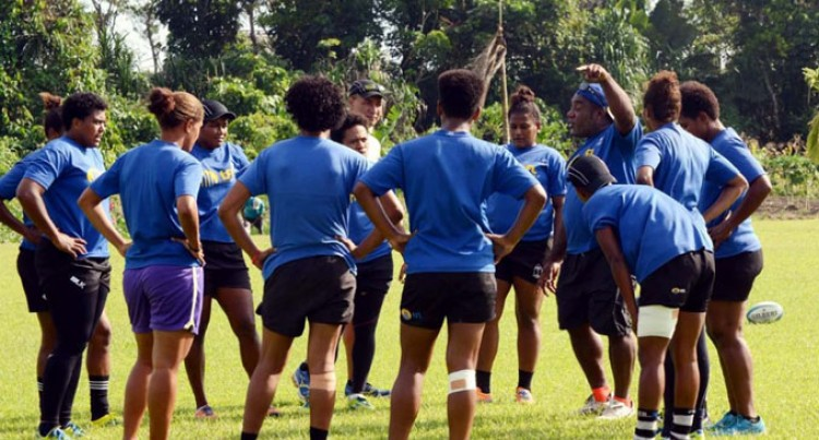 Skills Clinic For Rugby Girls