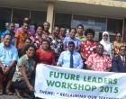 Reddy Challenges School Leaders