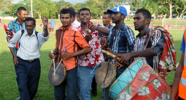 Labasa Town Plan Big Party