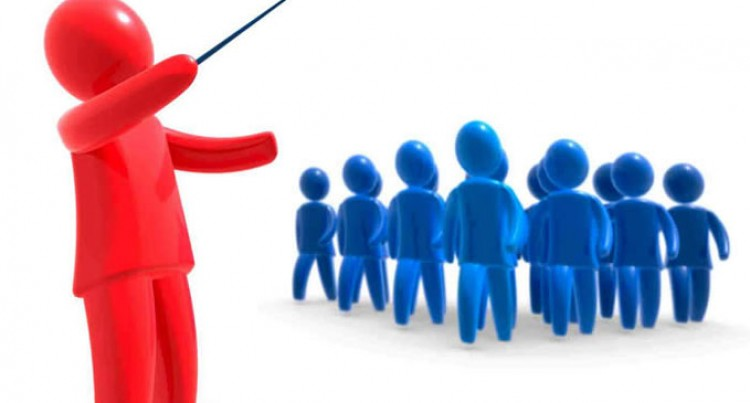 CORPORATE ADVISE: Developing Leaders Of Small Teams