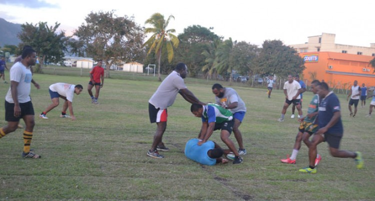 Macuata Prepares For Rivals Namosi