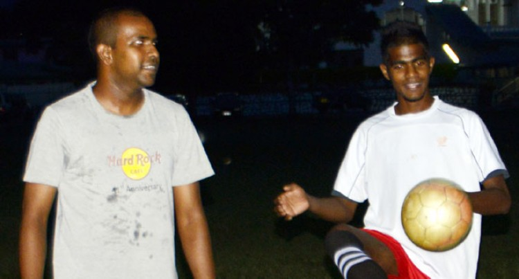 Nadi Welcomes Tough Defender