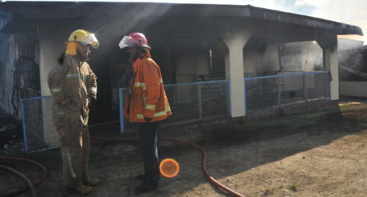 Grandmother Dies In Nadi Fire