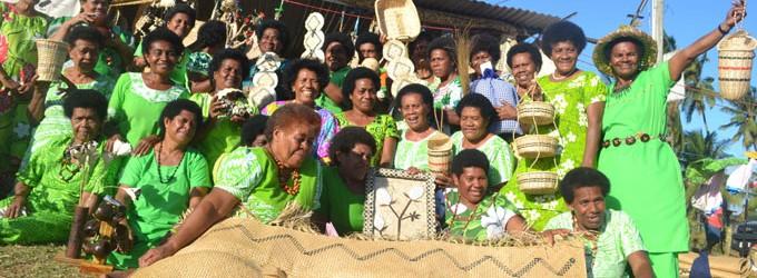 Handicrafts Colour Macuata Day