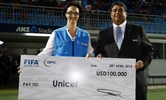 OFC's Patel Gives $203k To Help Vanuatu