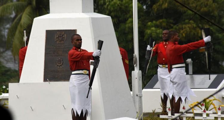Fiji-France Military Exchange
