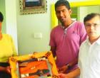USP Students Help Blind School