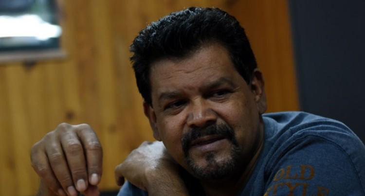 Damodar Premieres Local Movie 'Sahara'