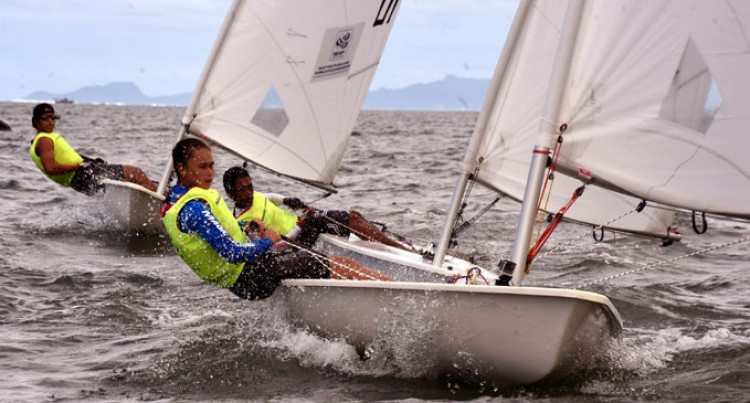 Sailing Clinic In Suva