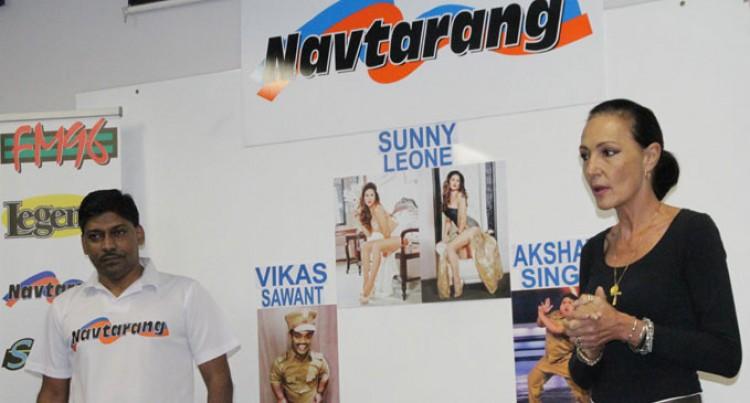 Sunny Leone Will Tour Fiji