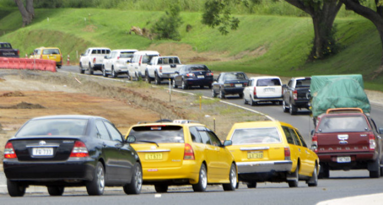 Drivers Urged To Be Cautious In Traffic Jams