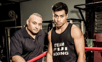 Team Fiji Boxing Improving