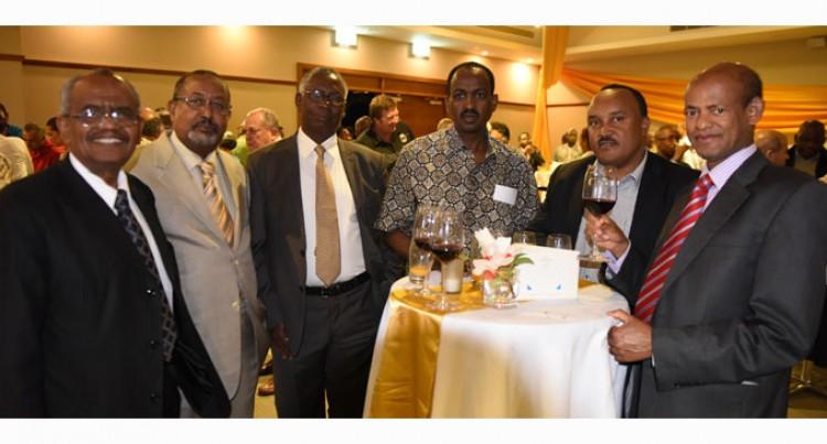 Ratu Inoke Welcomes Delegates