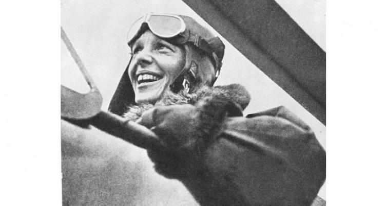 Amelia Earhart: New Fiji Search Role