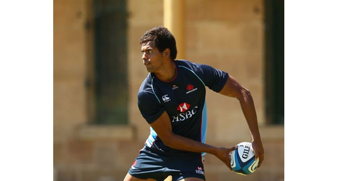 Volavola In For Carter At Racing 92