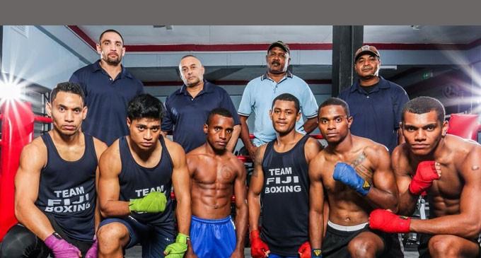Team Fiji Boxing