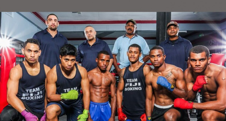 Team Fiji Boxing