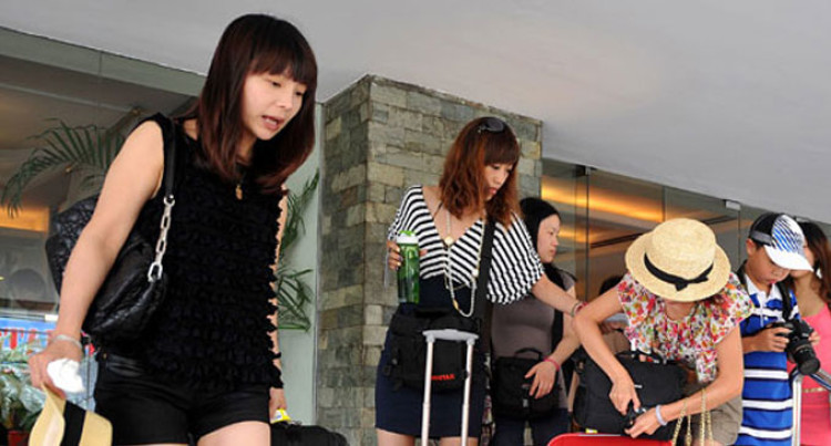 Deal Boosts Chinese Visitor Arrivals