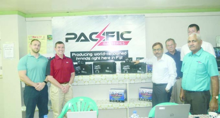 Pacific Batteries Brings New Product