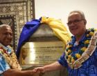 EU Presence Reinforces Suva As  Regional Hub, Says Bainimarama