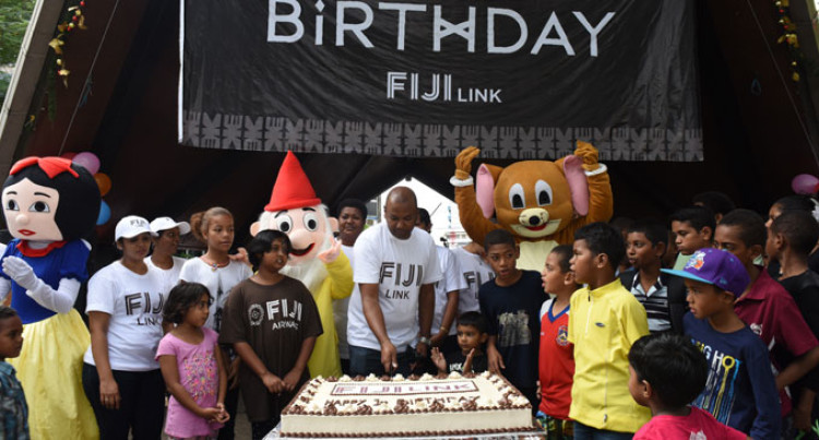 Fiji Link Celebrates Turning One
