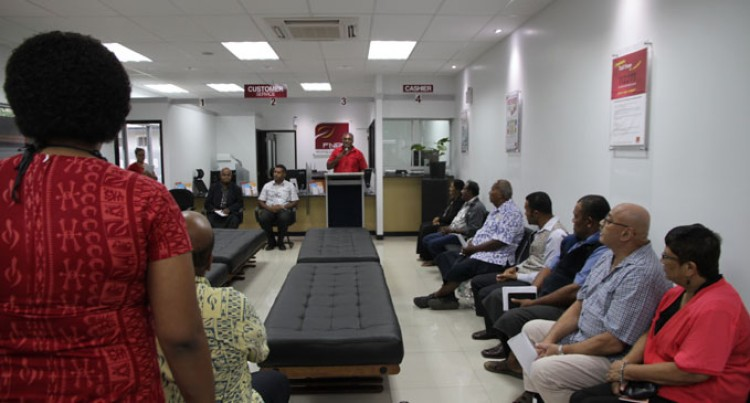Fund Opens Nausori Branch