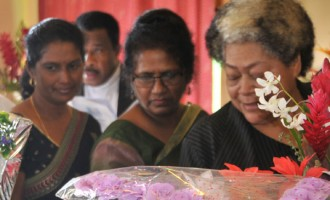 Church Farewells Reverend Singh