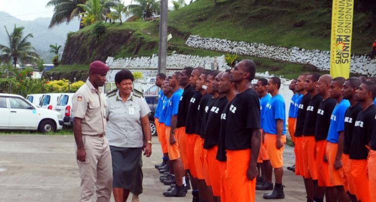 Inmates End Phase 1 Training