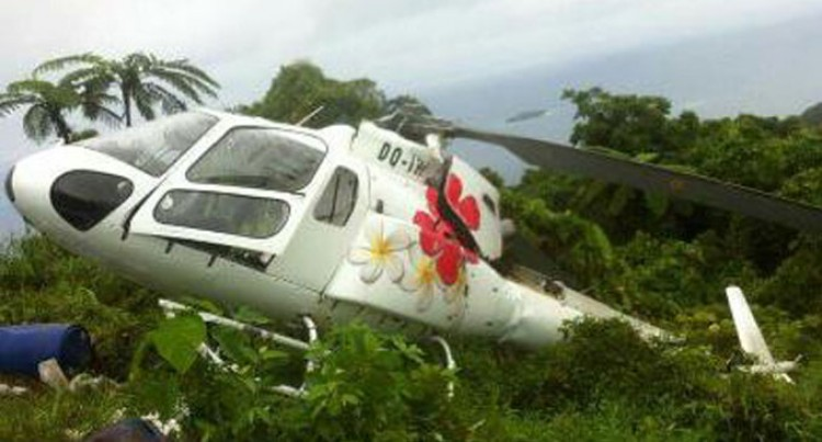 Pilot, 3 Passengers Not Injured