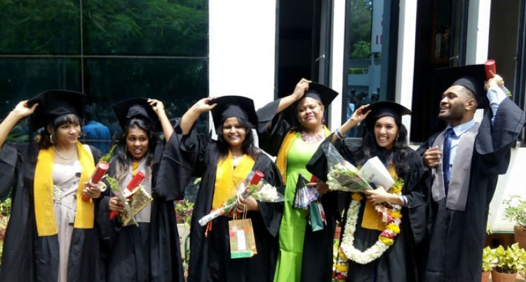Six More Fijians Graduate